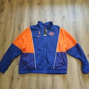 Nike New York Knicks Retro NBA Tracksuit Jacket Wi